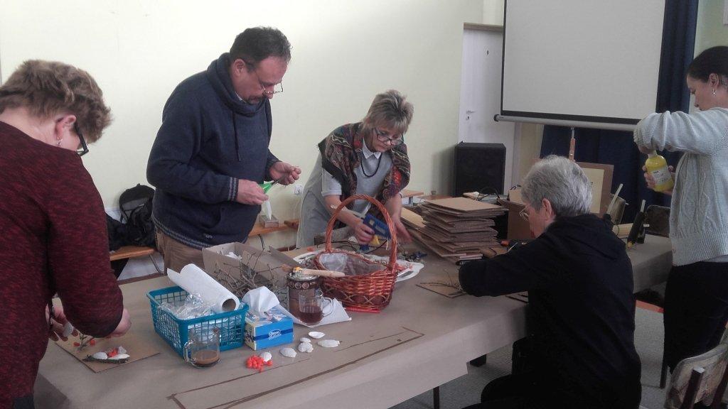SKAŁY INSPIRUJĄ… Warsztaty geologiczno-artystyczne dla nauczycieli