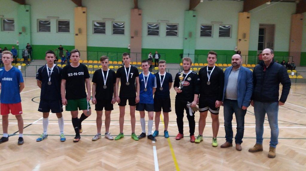 'Turbo Grześki' zwycięzcą III Mikołajkowego Turnieju w Piłkę Nożną