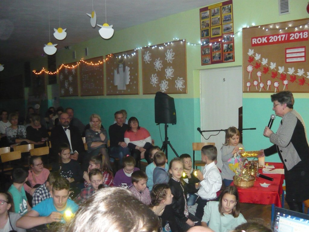 Koszelewy - wieczór świątecznej poezji