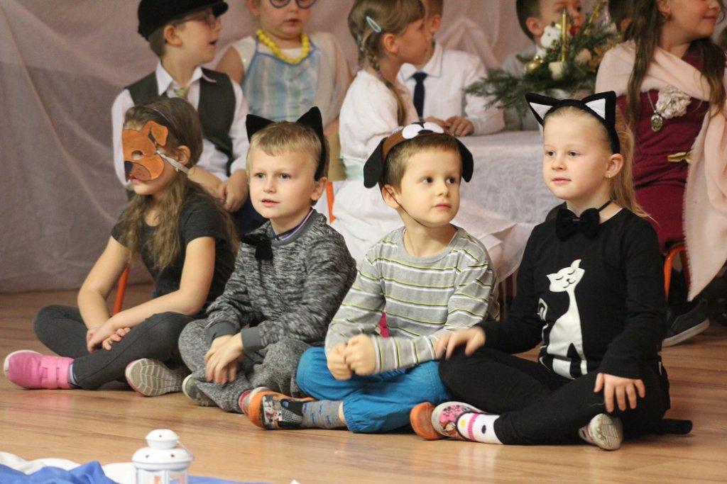 Jasełka w wykonaniu przedszkolaków