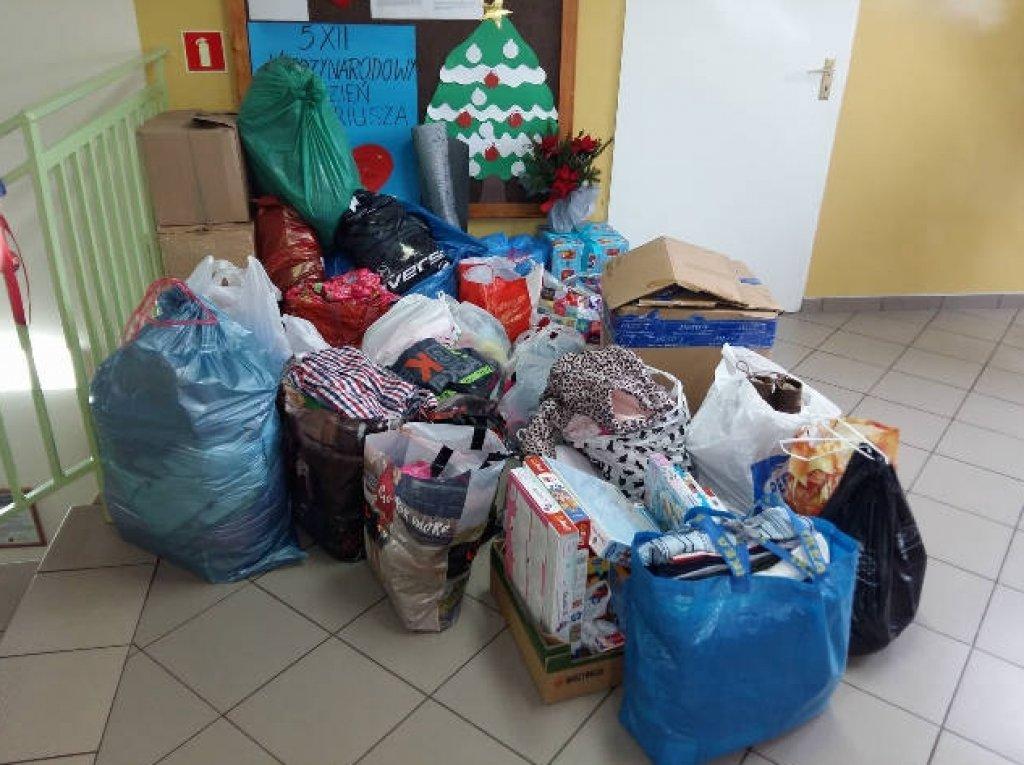 Rumian: Podsumowanie zbiórki koła wolontariatu