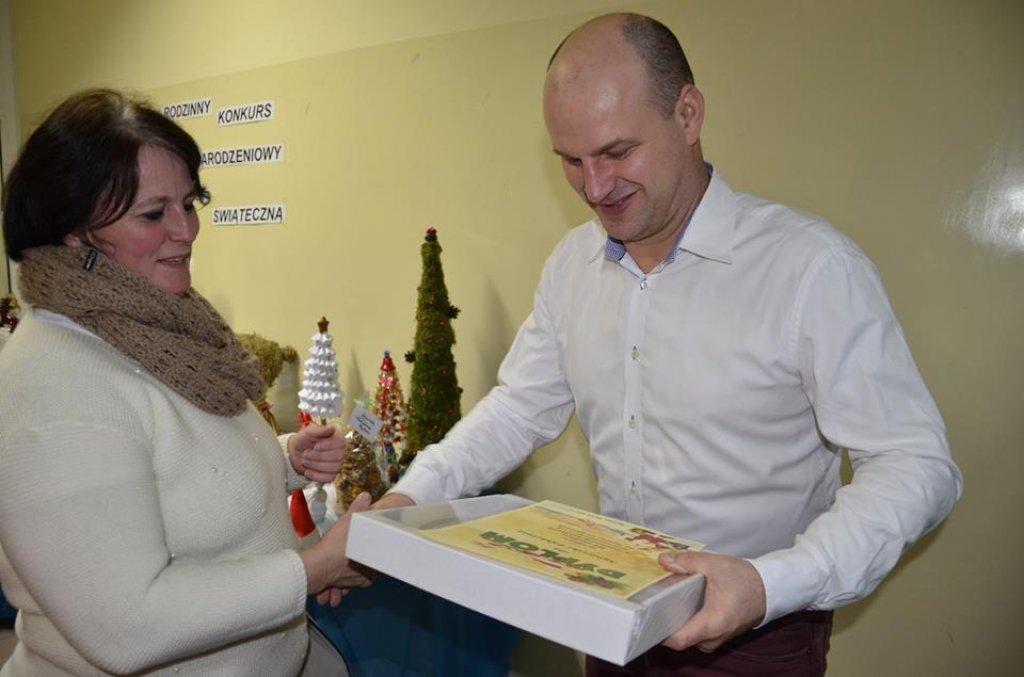Norbert Żuralski wygrał Konkurs Bożonarodzeniowy