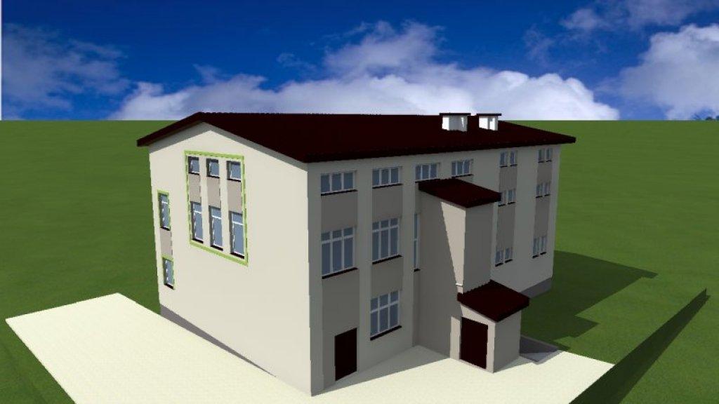 Podpisanie umowy na 'Adaptację pomieszczeń na lokalne centrum aktywności społecznej w Żabinach'