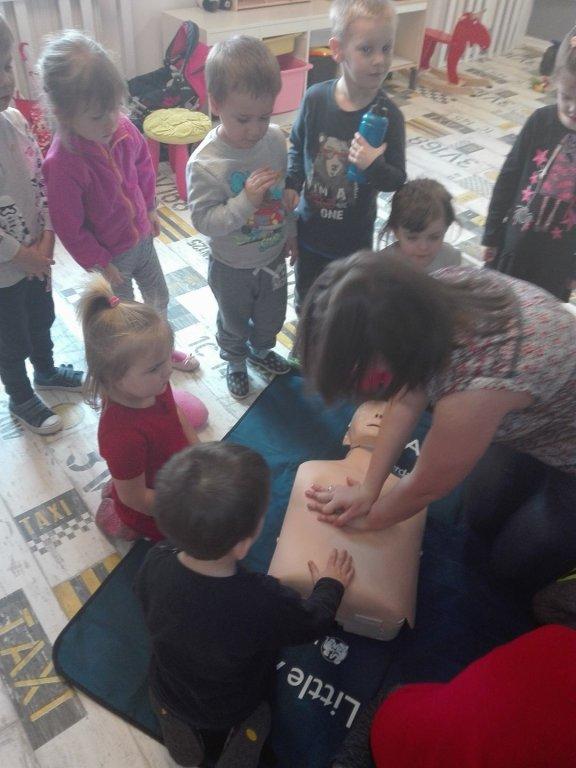 Warsztaty pierwszej pomocy przedmedycznej