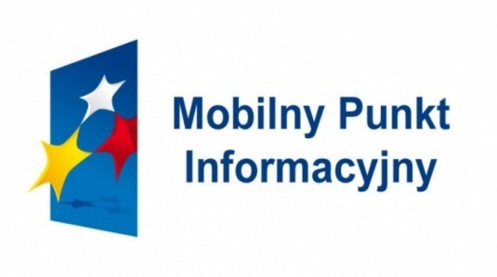 Mobilny Punkt Informacyjny Funduszy Europejskich odwiedzi Rybno