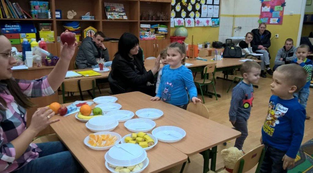 Dzień Otwartych Drzwi w Przedszkolu w Rumianie