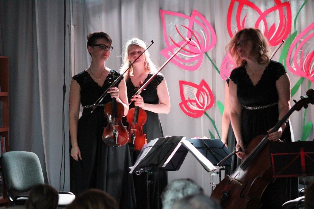Koncert Filharmonii z okazji Dnia Kobiet
