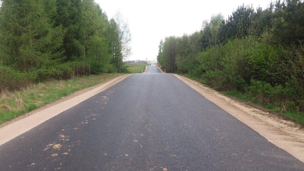 Kończy się przebudowa ulicy Ogrodowej