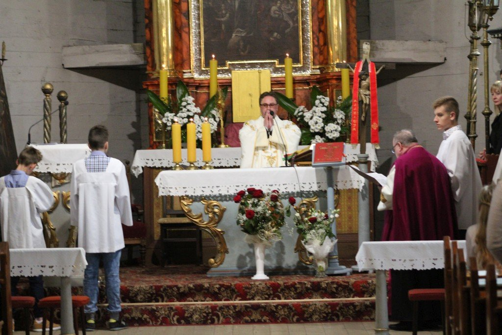 Parafia w Rumianie ma nowego proboszcza