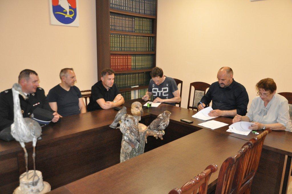 Umowa na dostawę wyposażenia LCAS podpisana