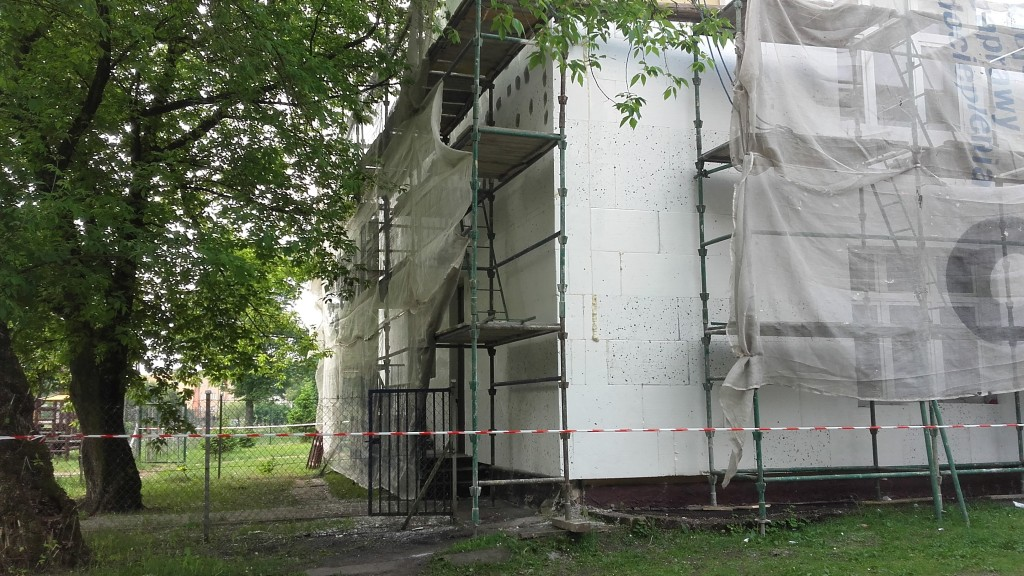 Koszelewy: modernizacja energetyczna budynku szkoły