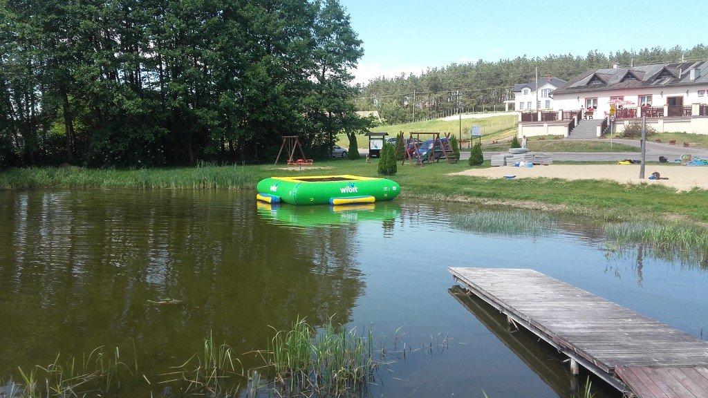 Wodny plac zabaw coraz bliżej