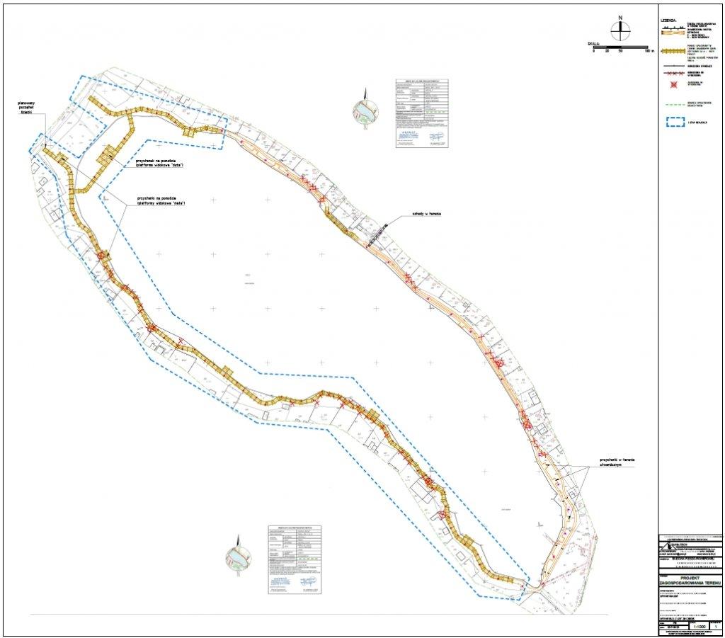 Będzie dofinansowanie na ścieżkę wokół jeziora Rybno