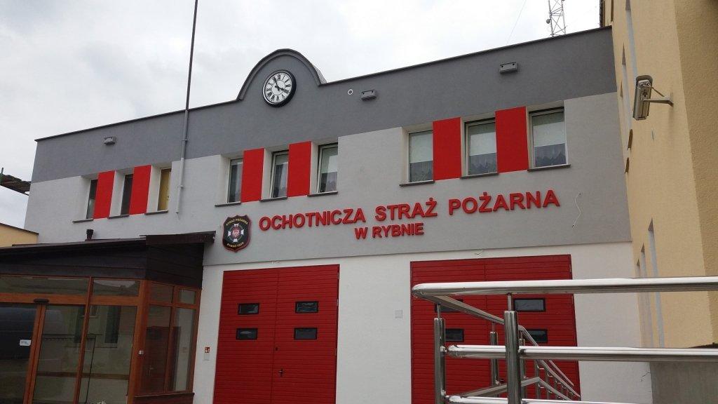 Trwa termomodernizacja Urzędu Gminy Rybno i Szkoły Podstawowej w Koszelewach