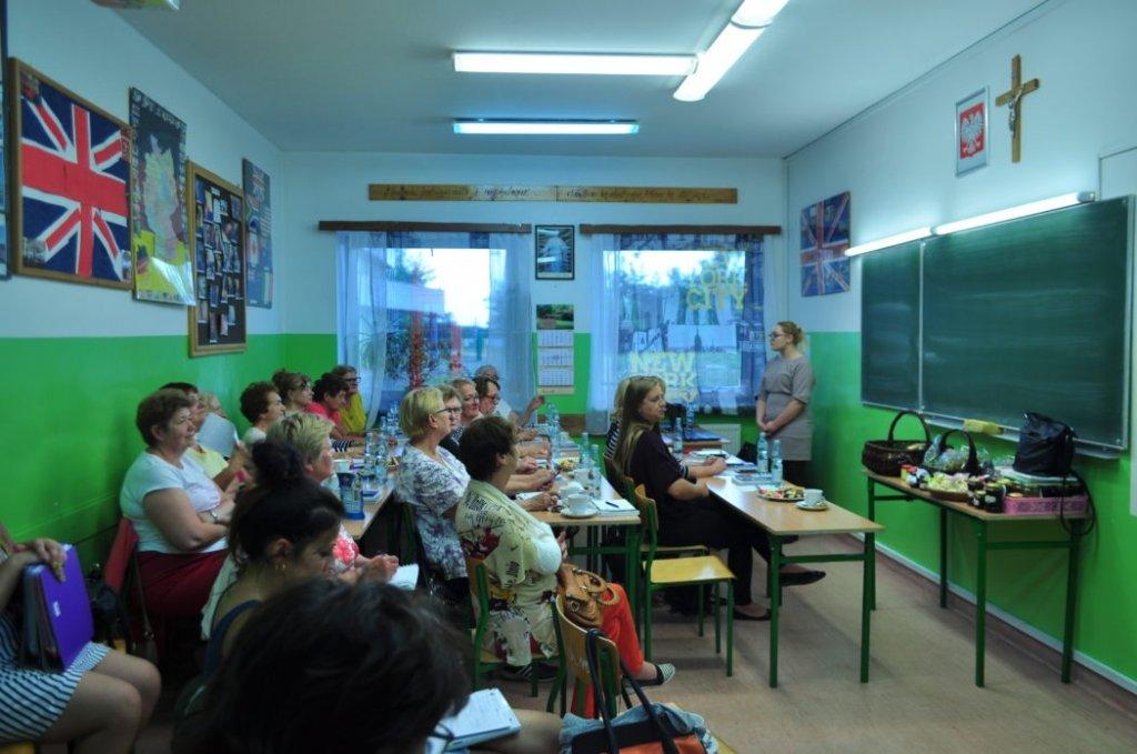 Aktywni Seniorzy – projekt LGD
