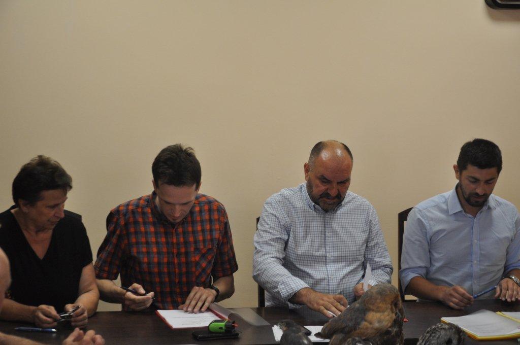 'Senior+' w Szczuplinach - Podpisanie umowy