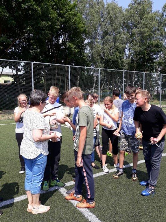 Koszelewy: Turniej w Dmuchanych Kulach o Puchar Wiceprzewodniczącego Rady