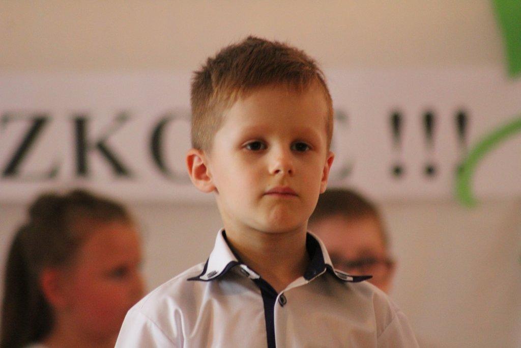 Zakończenie roku szkolnego przedszkolaków