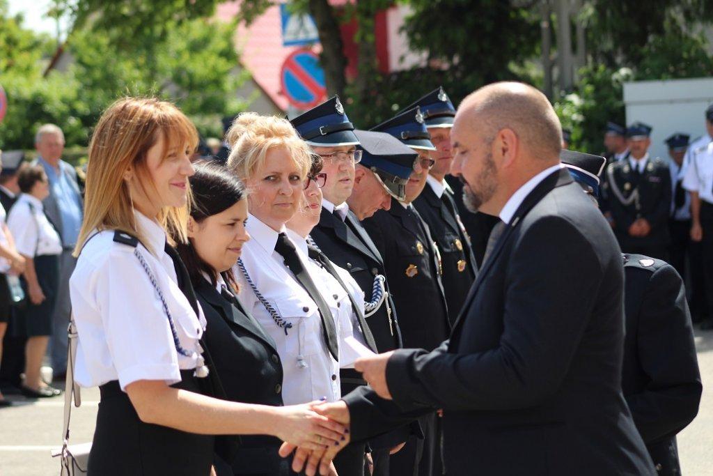 Obchody 90-lecia powstania OSP w Rybnie