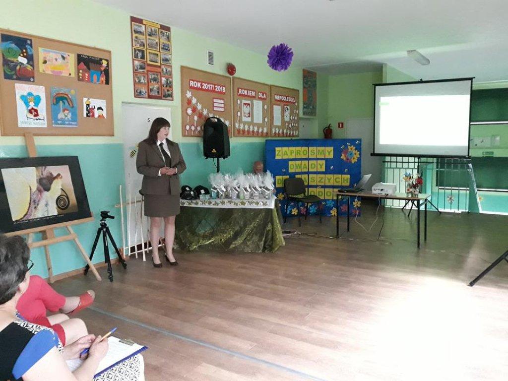 Konferencja naukowa - SP Koszelewy