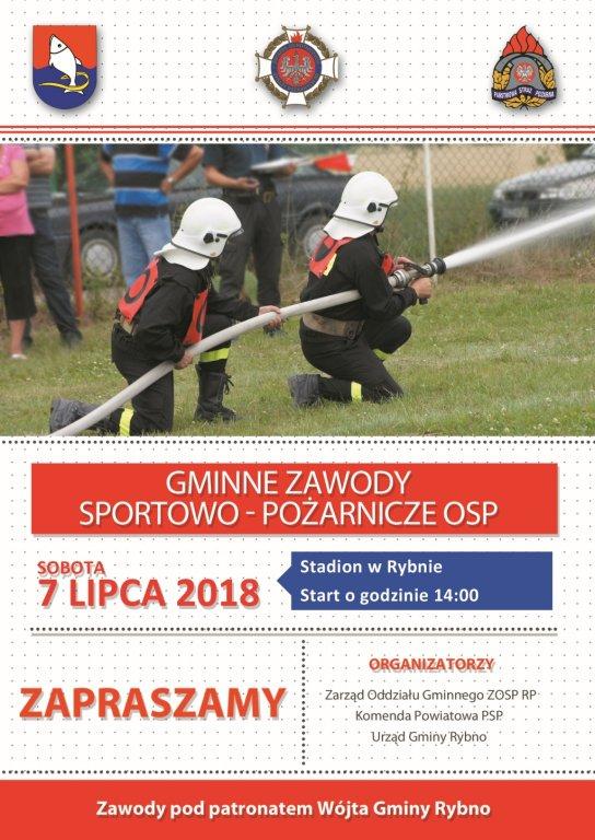 Zawody strażackie 2018