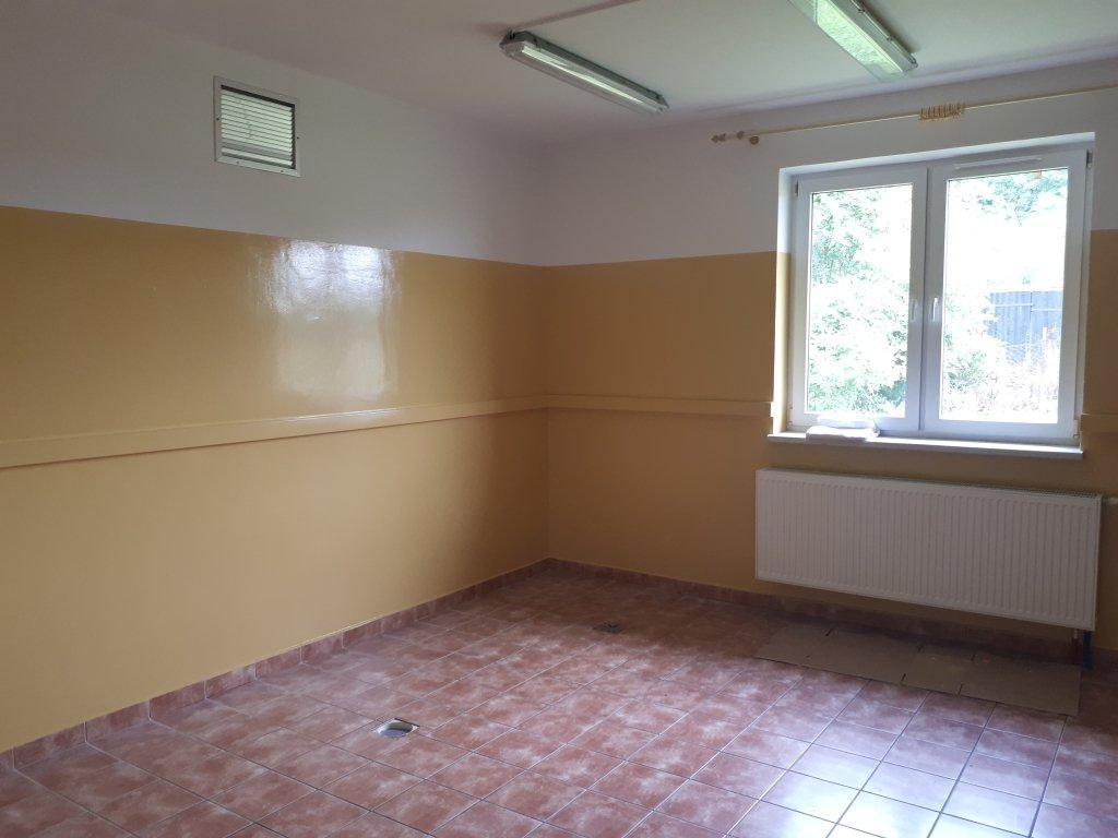 Remont szkoły w Rumianie