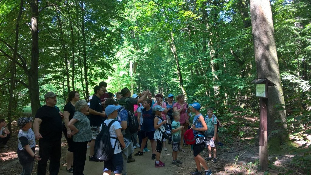 Szczupliny: Wyjazd edukacyjny
