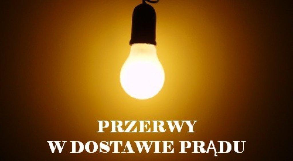 Prusy: 10 sierpnia nie będzie prądu
