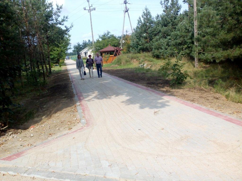 Zakończono prace w Gralewie
