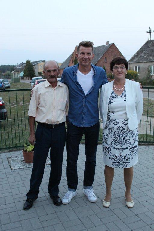 Truszczyny: Spotkanie z Honorowym Obywatelem – Karolem Okrasą