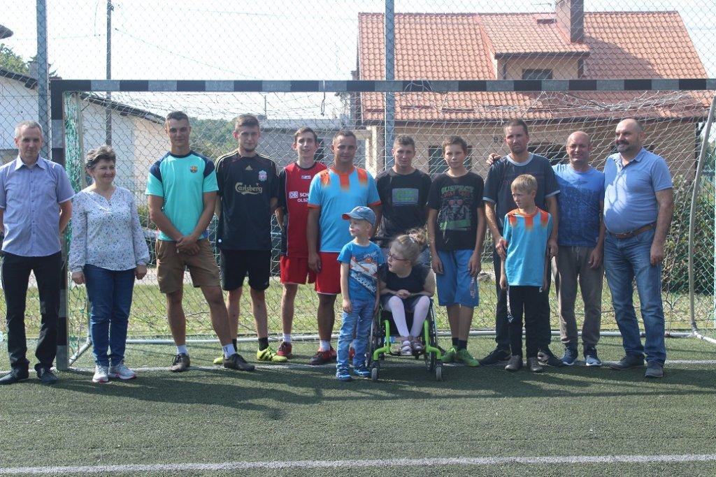 Koszelewy: Zagrali dla Małgosi po raz szósty