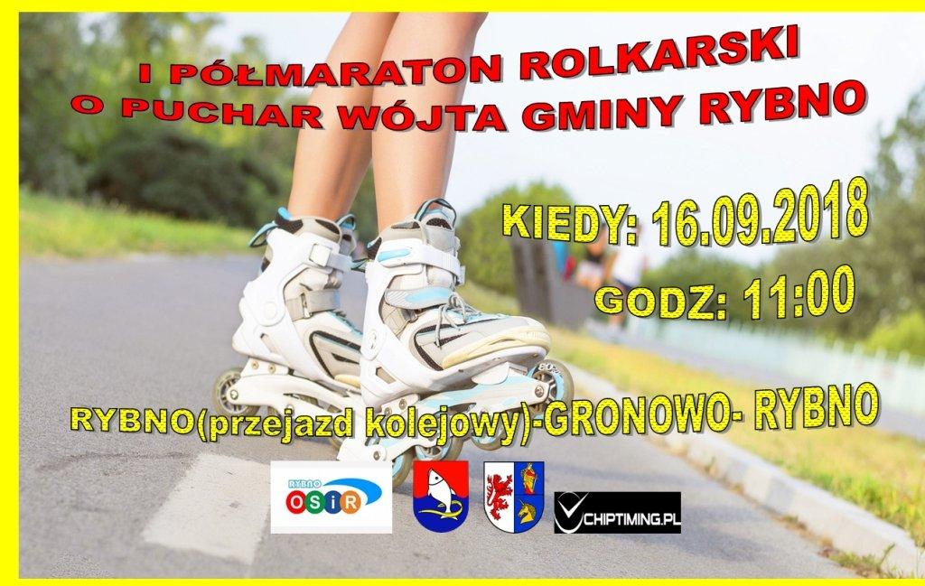 I Półmaraton Rolkarski