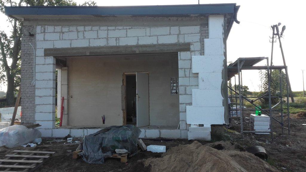 Szczupliny: We wrześniu zakończy się budowa Klubu 'Senior+'
