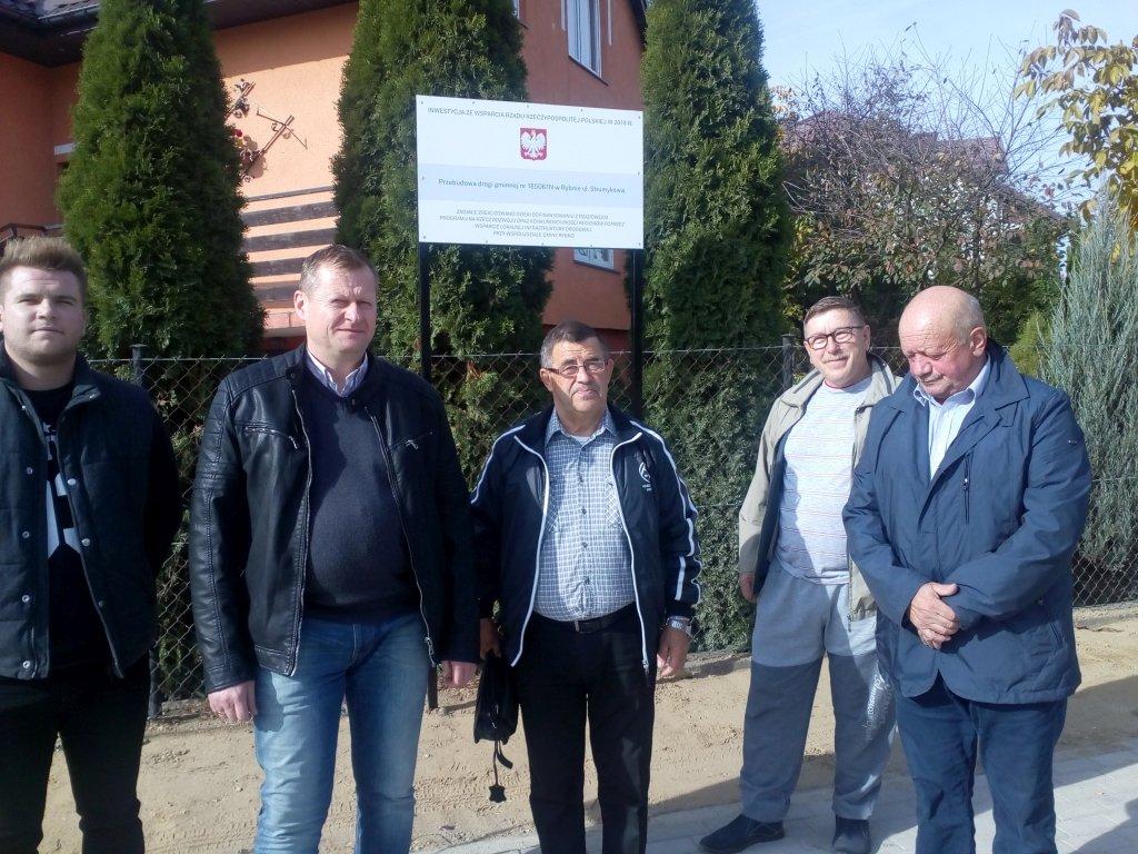 Odbiór ulicy Strumykowej