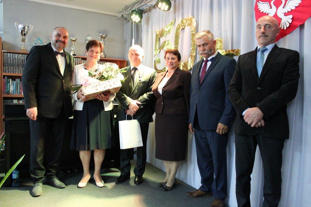 Przeżyli razem 50 lat