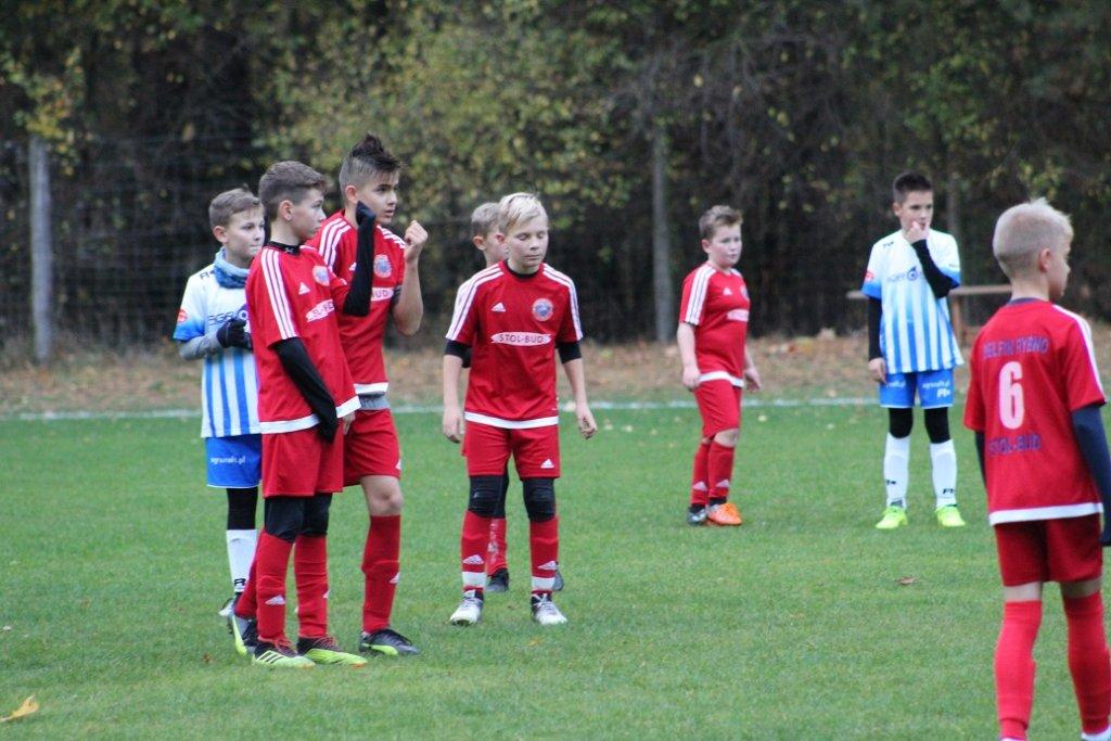 GSZS Delfin Rybno: Młodziki kończą sezon