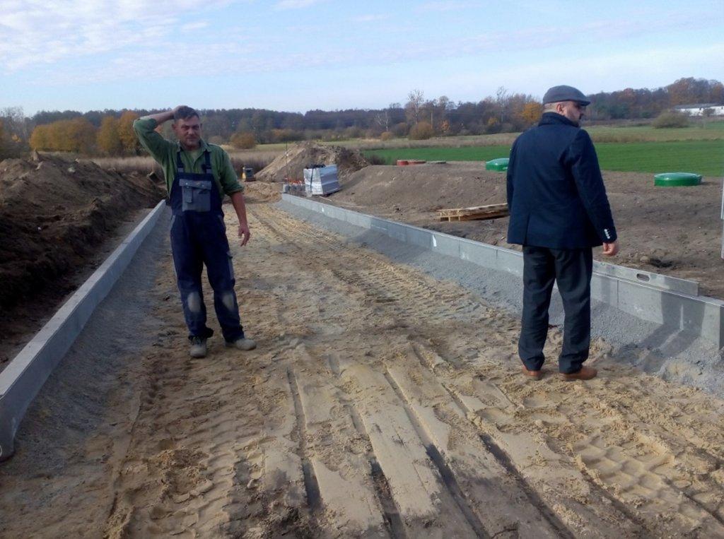 Oczyszczalnia ścieków w Koszelewkach