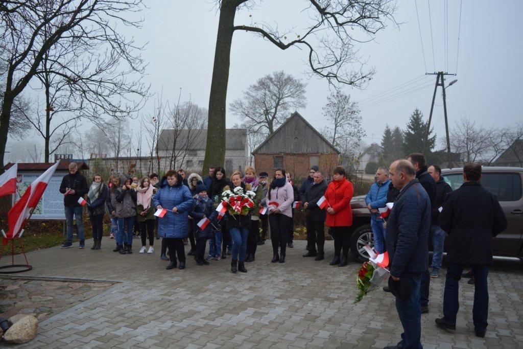 Groszki: Obchody 100-lecia odzyskania niepodległości