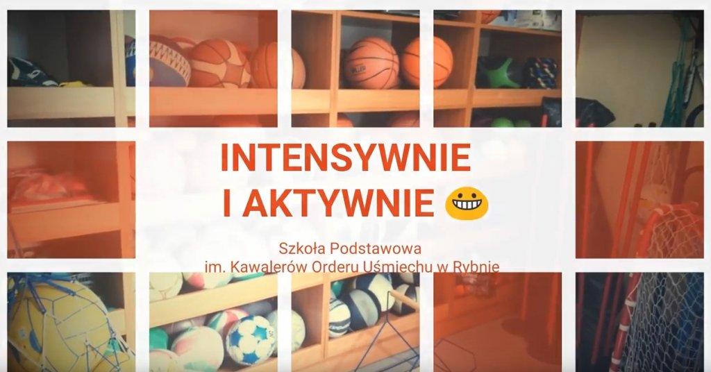 Zagłosuj na szkołę w Rybnie