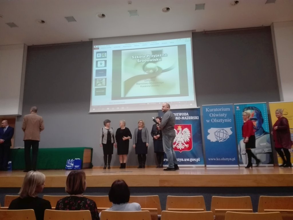 Koszelewy: 'Szkoła Przyjazna Środowisku'