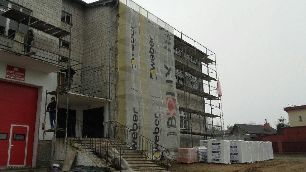 Żabiny: Ruszyły prace związane z utworzeniem LCAS