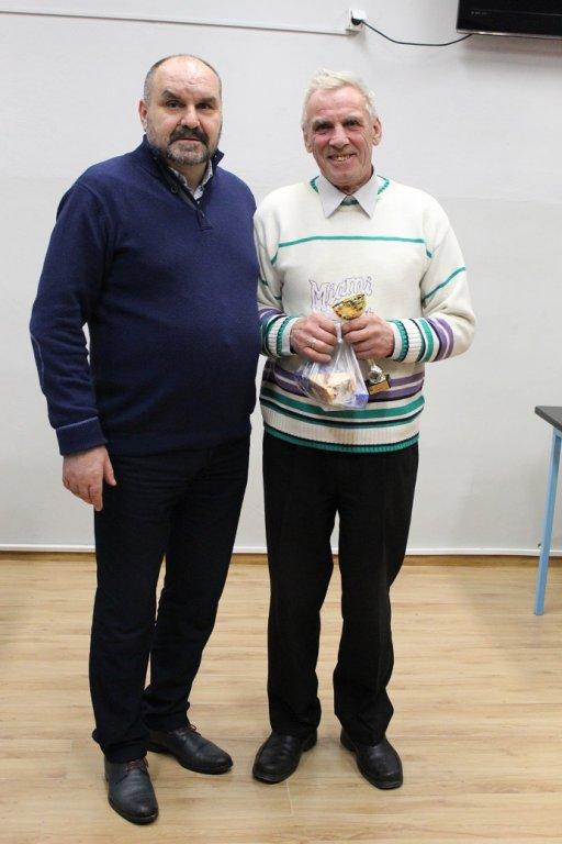 III Mikołajkowy Turniej Warcabowy