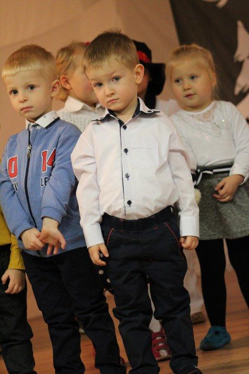 Jasełka Przedszkolaków