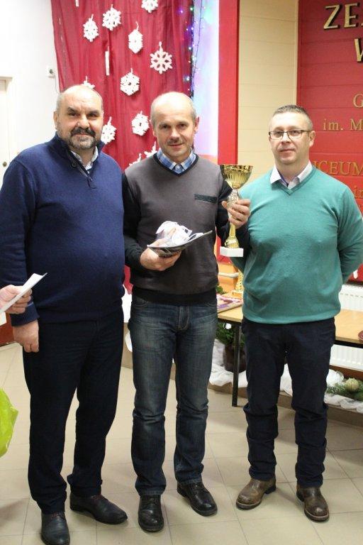 III Mikołajkowy Turniej Szachowy