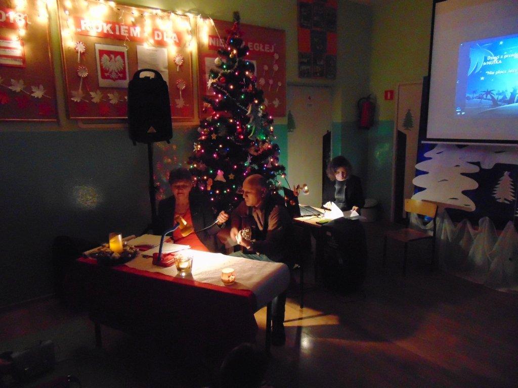 Wieczór poezji świątecznej