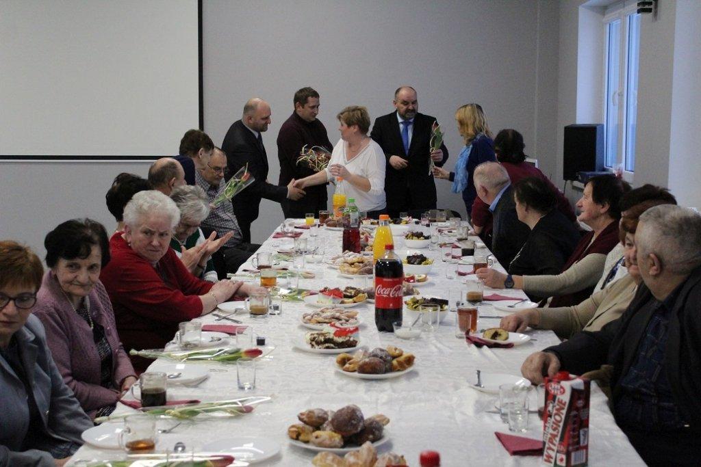 Jeglia: Spotkanie seniorów z okazji Dnia Babci i Dziadka