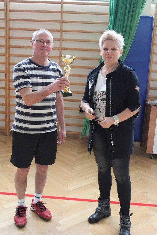 III Turniej Crossmintona o Puchar Kierownika OSiR-u