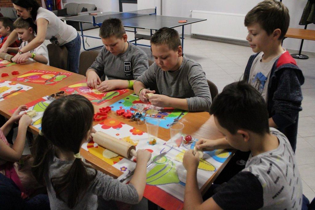 Dębień: Ruszyły ferie zimowe dla dzieci i młodzieży