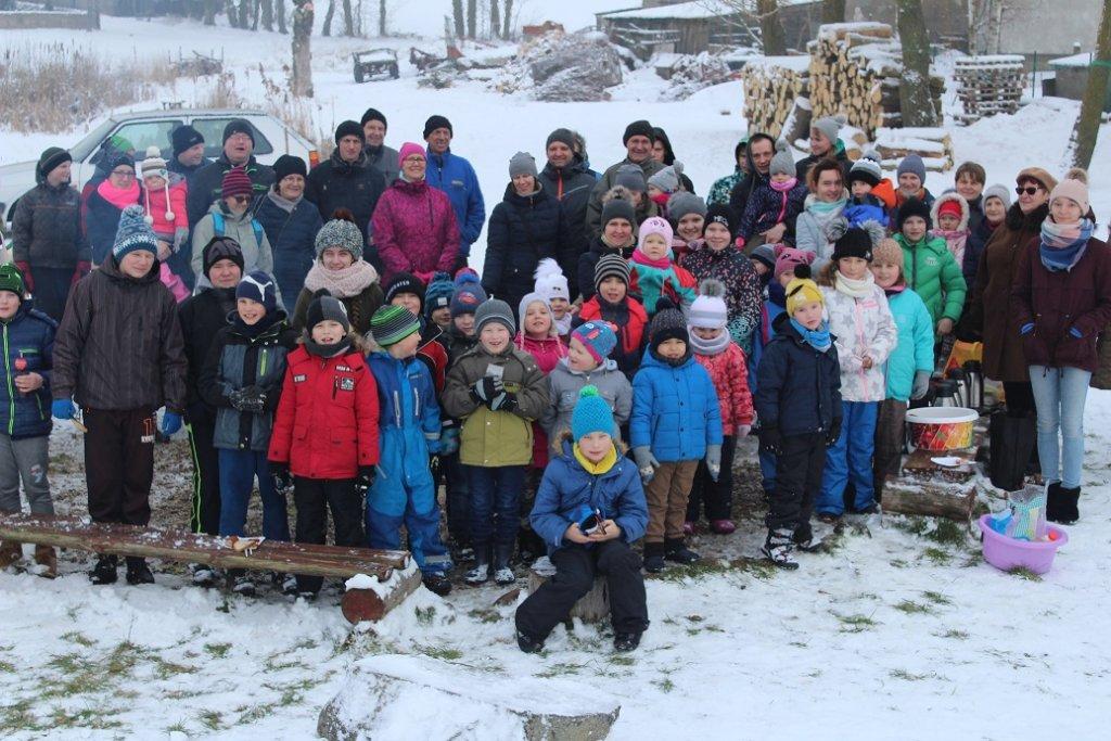 Dębień/Truszczyny: Zakończenie ferii zimowych