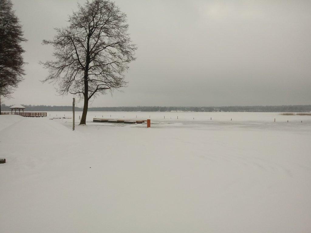 Budowa trwa nadal - inwestycje nad jeziorami
